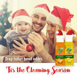 OdoBan Real Citrus Spray