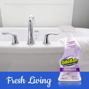 OdoBan Lavender Spray