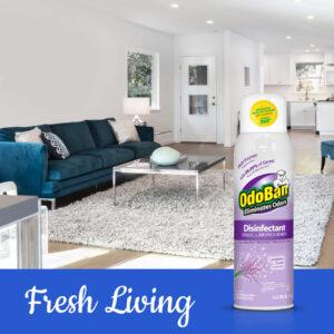 OdoBan Lavender Continuous Spray