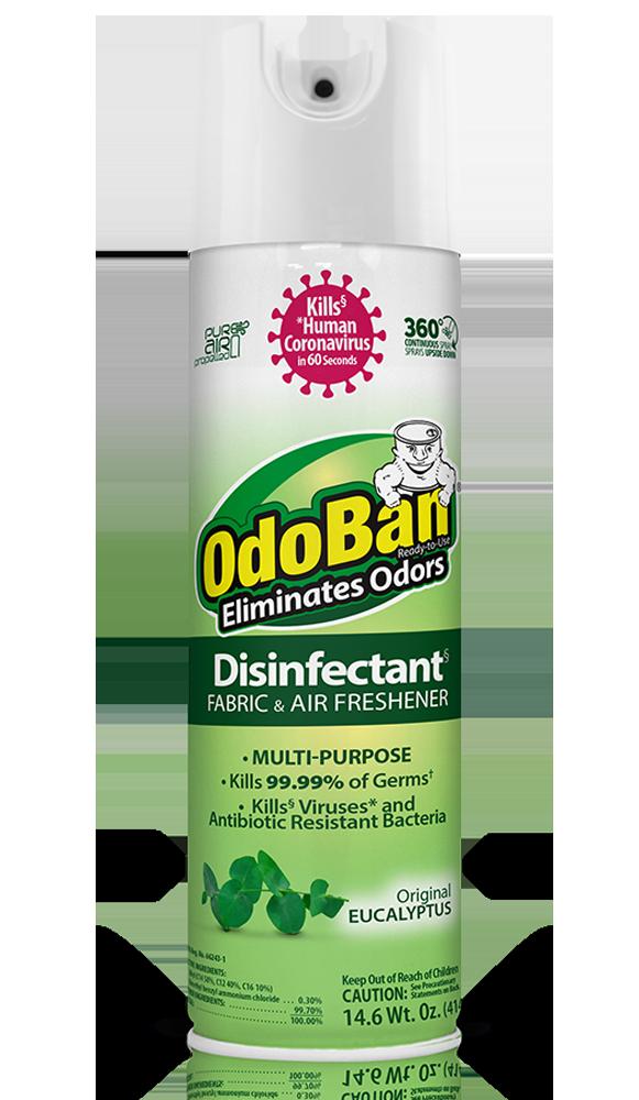 OdoBan Eucalyptus Continuous Spray
