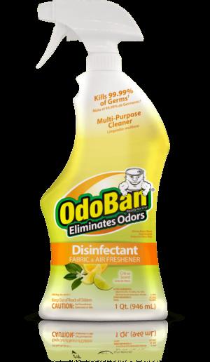 OdoBan Citrus RTU Spray