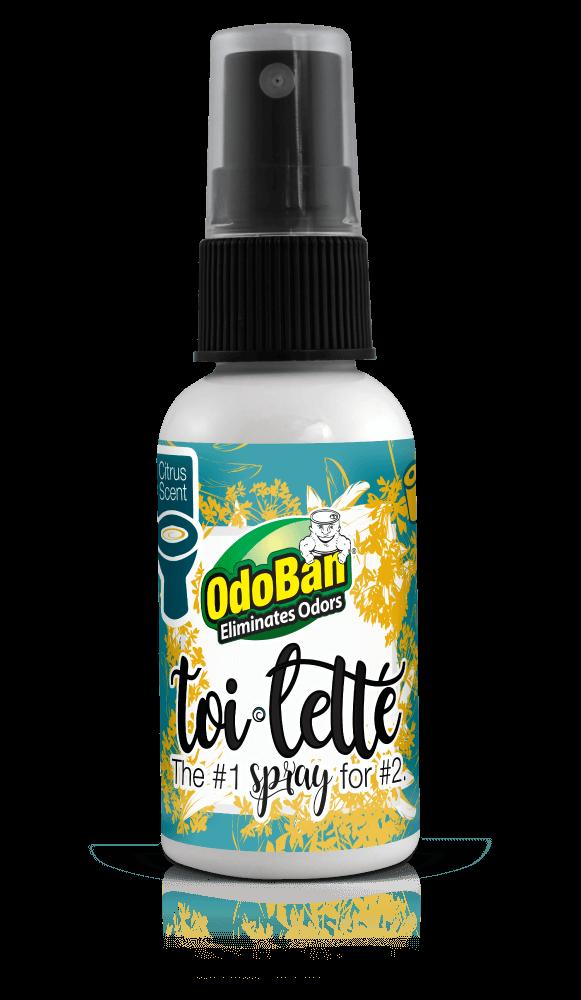 OdoBan Toilette Citrus Spray