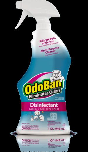 OdoBan Cotton Breeze RTU Spray