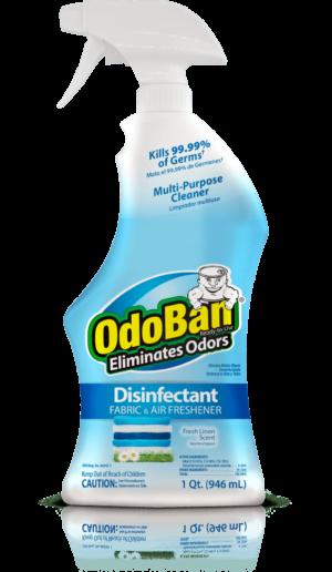 OdoBan Fresh Linen RTU Spray