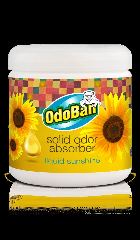Solid Odor Absorbers - Odor Eliminators | OdoBan