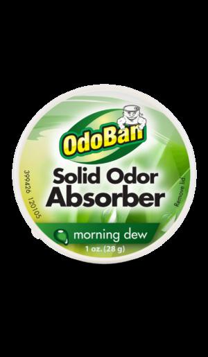 OdoBan Morning Dew Solid Odor Absorber