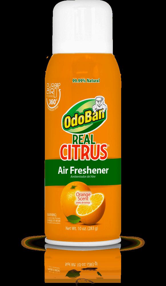Real Citrus Natural Air Freshener - Odor Eliminators | OdoBan