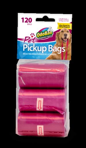 OdoBan Pet Pickup Bags