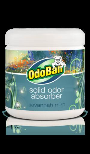OdoBan Savannah Mist Solid Odor Absorber