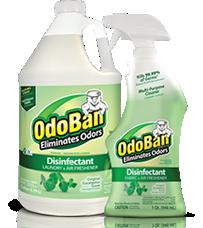 OdoBan Eucalyptus Combo Pack